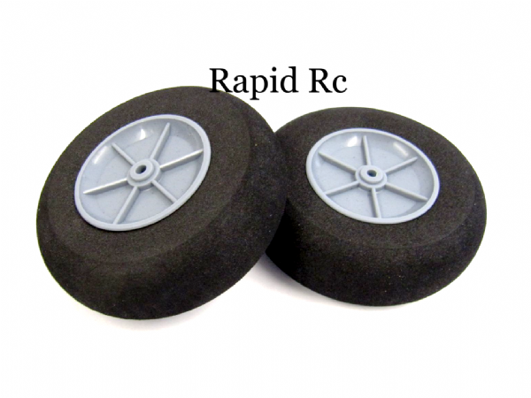 Foam Wheels 50mm